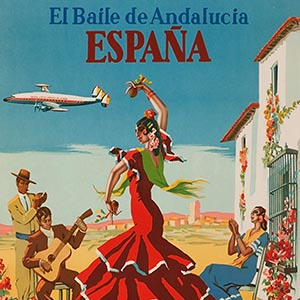 Spain Canvas Art