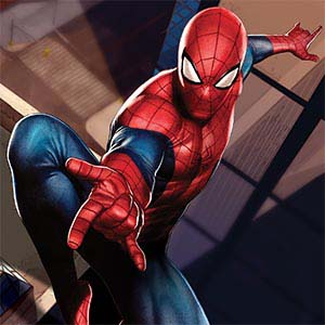 Spider-Man Art Prints