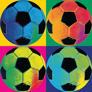 Soccer Canvas Art Prints