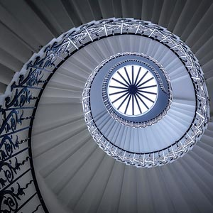 Staircases Art Prints