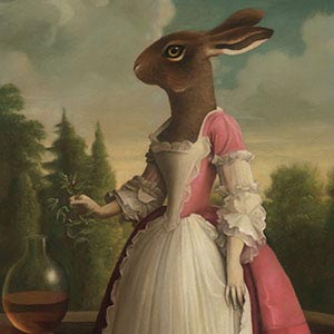 Stephen Mackey Canvas Artwork