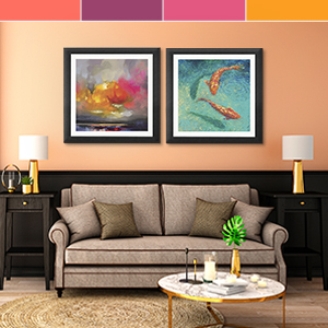 Sunsets & The Sea Canvas Artwork