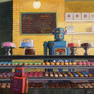 Sweets Art Prints