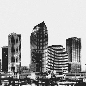 Tampa Canvas Prints