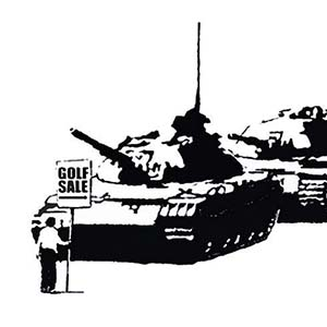 Tanks Canvas Art
