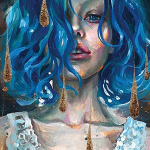 Tanya Shatseva Canvas Artwork