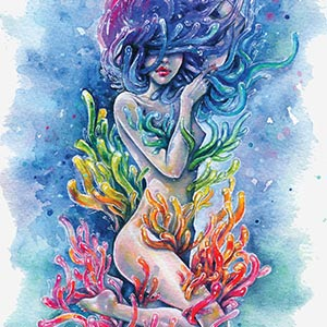 Tanya Shatseva Canvas Art Prints