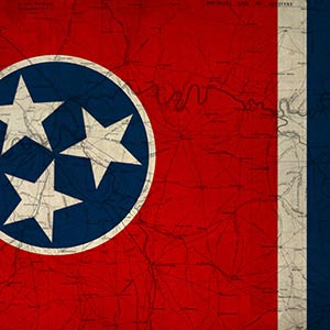 Tennessee Canvas Art