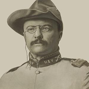 Theodore Roosevelt Canvas Art Prints