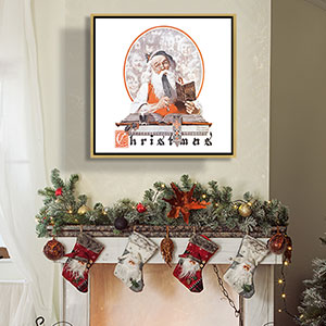 Traditional Tidings Art Prints