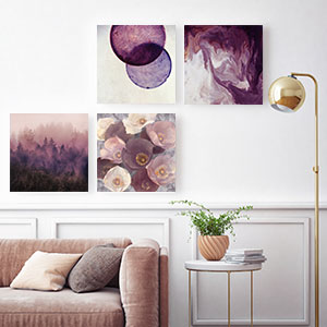 Ultra Violet Art Prints