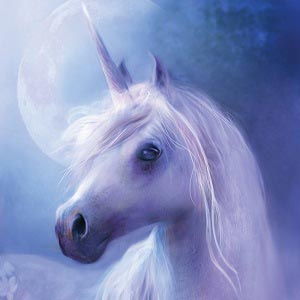 Unicorns Canvas Art Prints