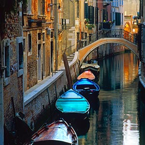 Venice Canvas Artwork
