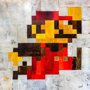Video Game Characters Canvas Prints