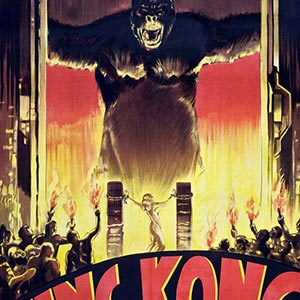 Vintage Movie Posters Canvas Art Prints