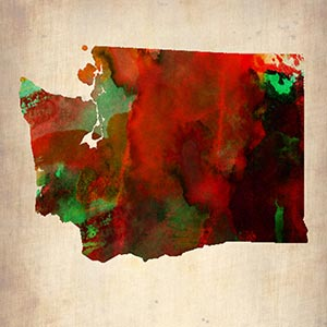 Washington Canvas Wall Art