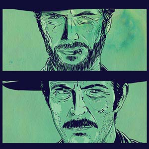 Westerns Art Prints
