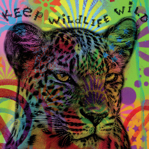 Wildlife Conservation Canvas Artwork