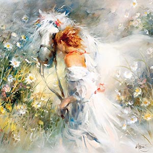 Willem Haenraets Canvas Artwork