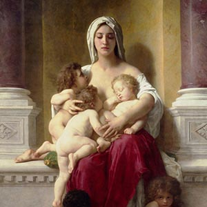 William Adolphe Bouguereau Art Prints