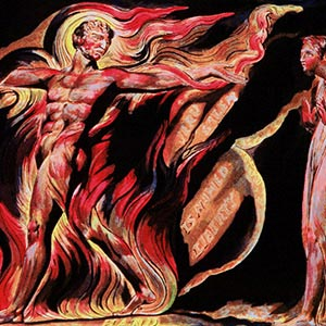 William Blake Canvas Art