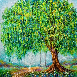 Willow Trees Art Prints