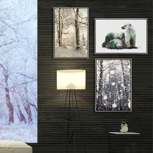 Winter Wonderland Canvas Artwork