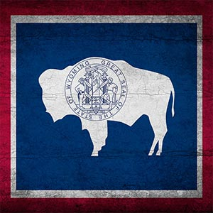 Wyoming Canvas Wall Art