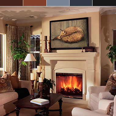 Cozy Color Palette - Additional 10% Off