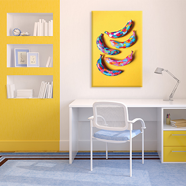 Color Spotlight:Yellow Art