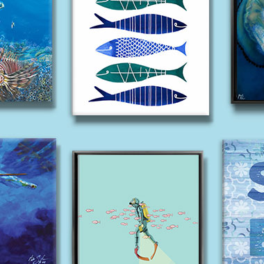 Sea Creatures - Additional 10% Off