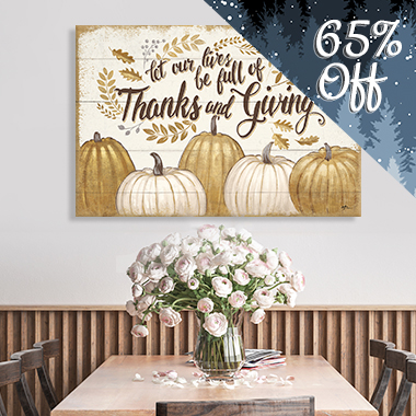 Thanksgiving Décor