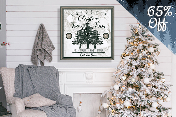 Farmhouse Festive